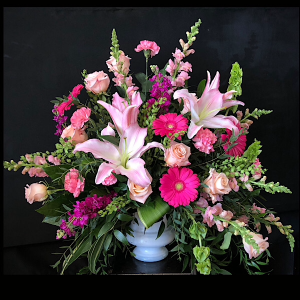 You'll Be In My Heart Urn in Chesterfield, MO   ZENGEL FLOWERS AND GIFTS