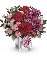 Young At Heart Valentine Bouquet