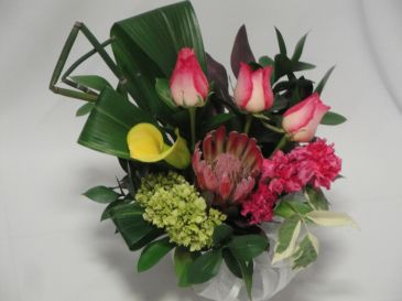 "YOUNG HEART-  ""Flowers Delivery Prince George BC"" Prince George BC Same Day Flower Delivery Straight to Your Door"