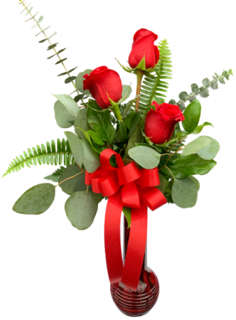 For Someone Special Rose Vase