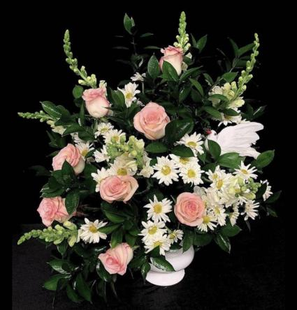 Your Light Forever Shines Pink & White Mix