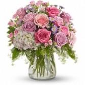 Your Light Shines Sympathy Bouquet