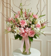 Your my Princess! Roses, Lily's and fillers