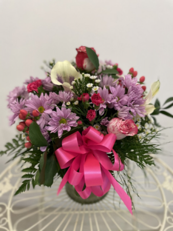 Your So Special To Me Mixed Vase