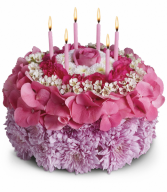 Your Special Day All-Around Floral Arrangement
