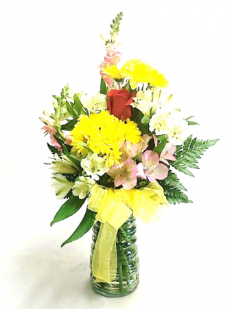 Your Special Day Floral Arrangement