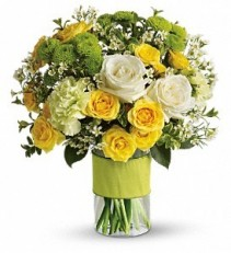 Your sweet smile Vase arrangement