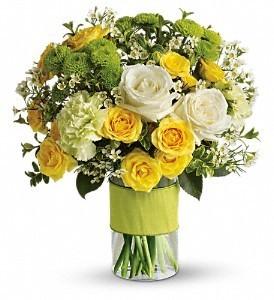 Your sweet smile Vase arrangement