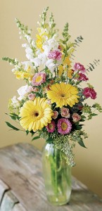 Country Blooms Arrangement