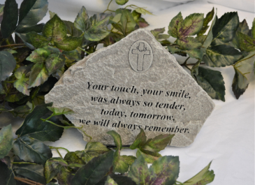 YOUR TOUCH, YOUR SMILE - STONE SYMPATHY STONE