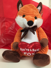 You're a Real Fox