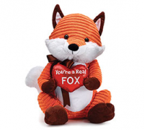 You're a Real Fox Plush