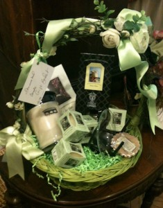 BASKET OF SMILES Gift Basket
