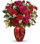 You're In My Heart All-Around Floral Arrangement