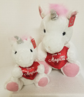 You're Magical Unicorn  Plush