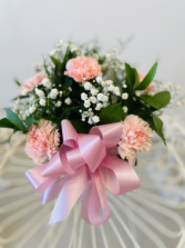 Half a Dozen Carnations Carnations