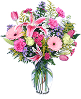 YOU'RE ONE IN A MILLION! Fresh Flowers in Castleton On Hudson, New York | BOUNTIFUL BLOOMS FLORIST
