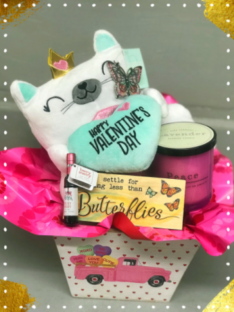 You're Purr-fect Gift Crate