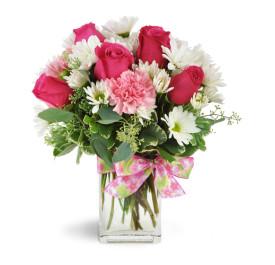 you're special vase ararngement