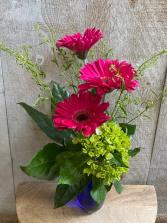 You're the Best! Keepsake Vase Arrangement