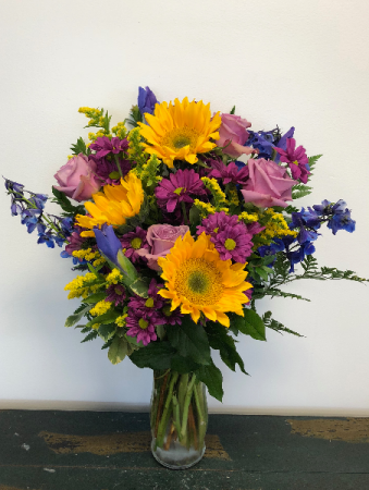 You're The Best Vase Arrangement