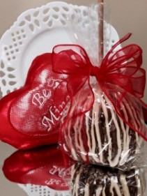 Your're the Apple of My Eye! gourmet apple