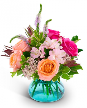 Yours to Keep Arrangement in Barre, VT | Forget Me Not Flowers and Gifts LLC