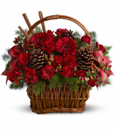 Yuletide basket Best Seller
