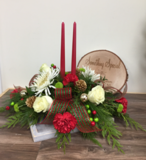 Yuletide candlelight Christmas in Clarenville, NL | SOMETHING SPECIAL GIFT & FLOWER SHOP