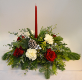 Yuletide Greetings Centerpiece