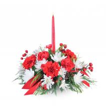 Yuletide Table Centerpiece