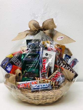 Yummy for the Tummy  Gift Basket