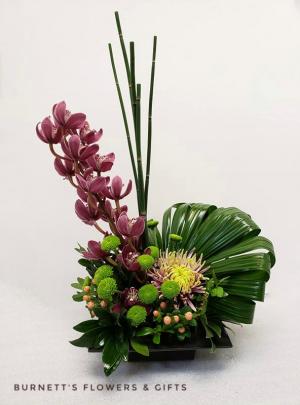 Zen Art  ONE SIDED  in Kelowna, BC | Burnett's Florist