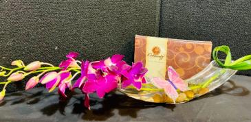 Zen Artistry with Coblentz Chocolates  Valentine's Day