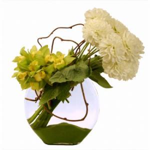 ZEN  Harmony  in East York, ON   FETE BOUTIQUE FLORAL + EVENTS/ VAN BASSEN FLOWERS