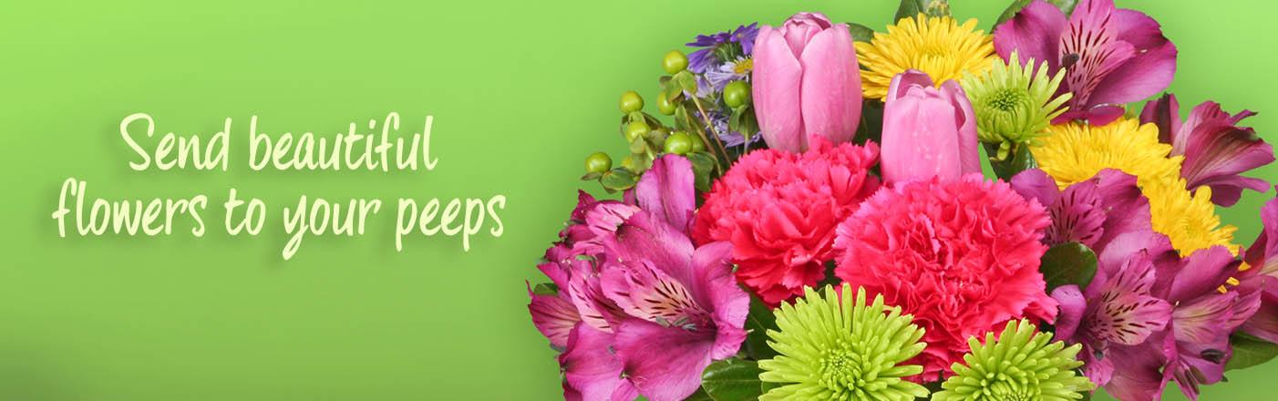Shop Flowers Now