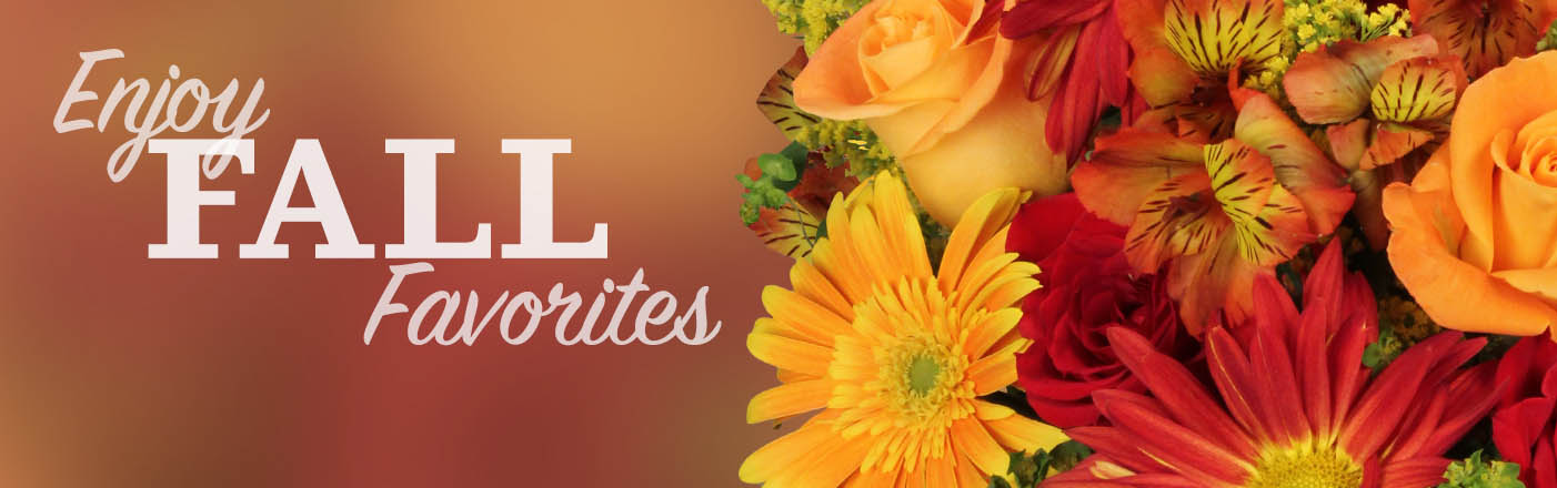 Shop Fall Flowers Now