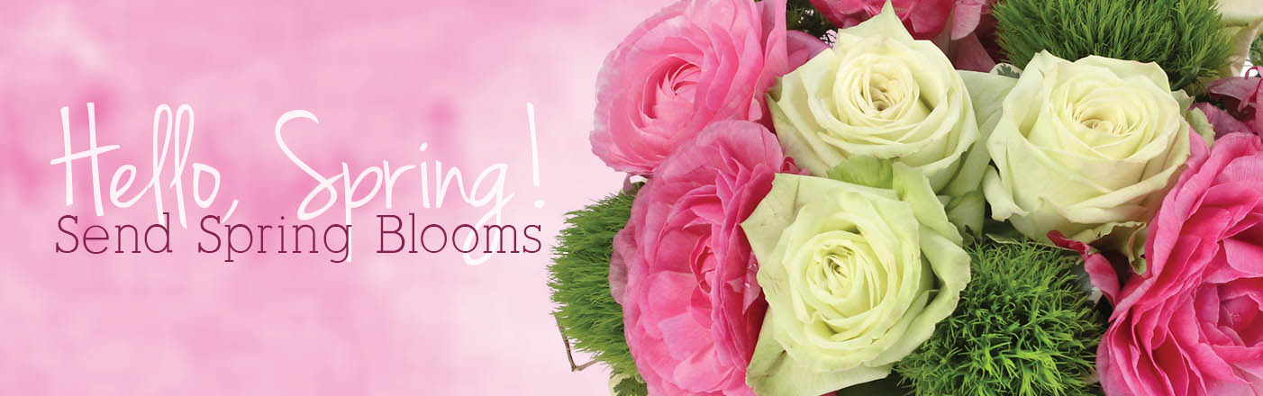 Shop Spring Flowers Now