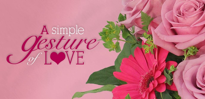 Shop Valentine's Day Flowers!