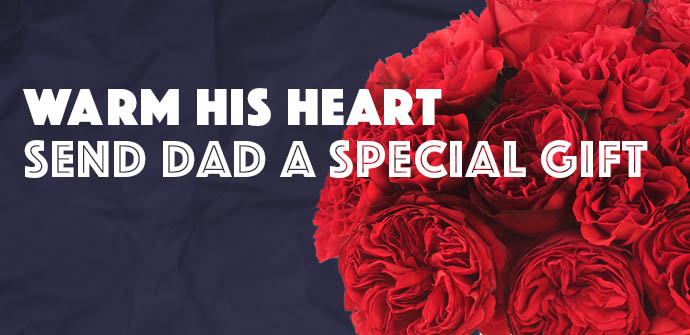 Shop Father's Day Flowers!