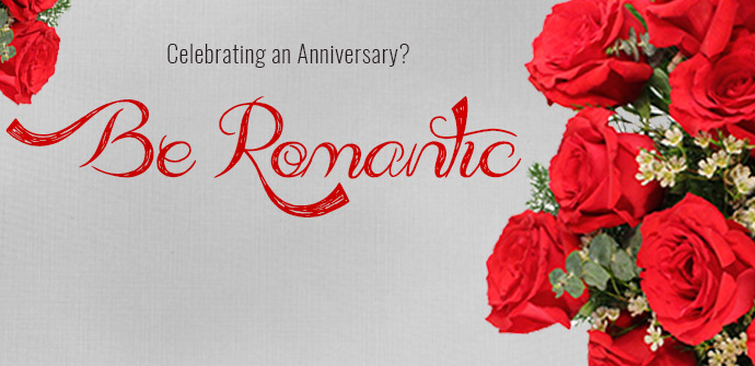 Send Anniversary Flowers Now!