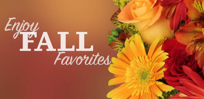 Send Fall Flowers Today!