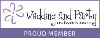 links to wedding and party page